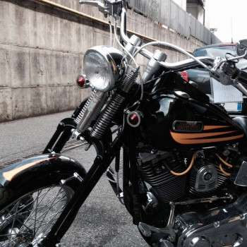 Harley Davidson FXSTSB Bad Boy