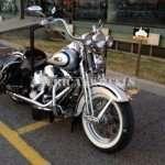 Harley Davidson Heritage Springer
