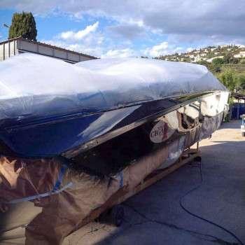 Verniciatura Restauro Barche Carrozzeria Rossi