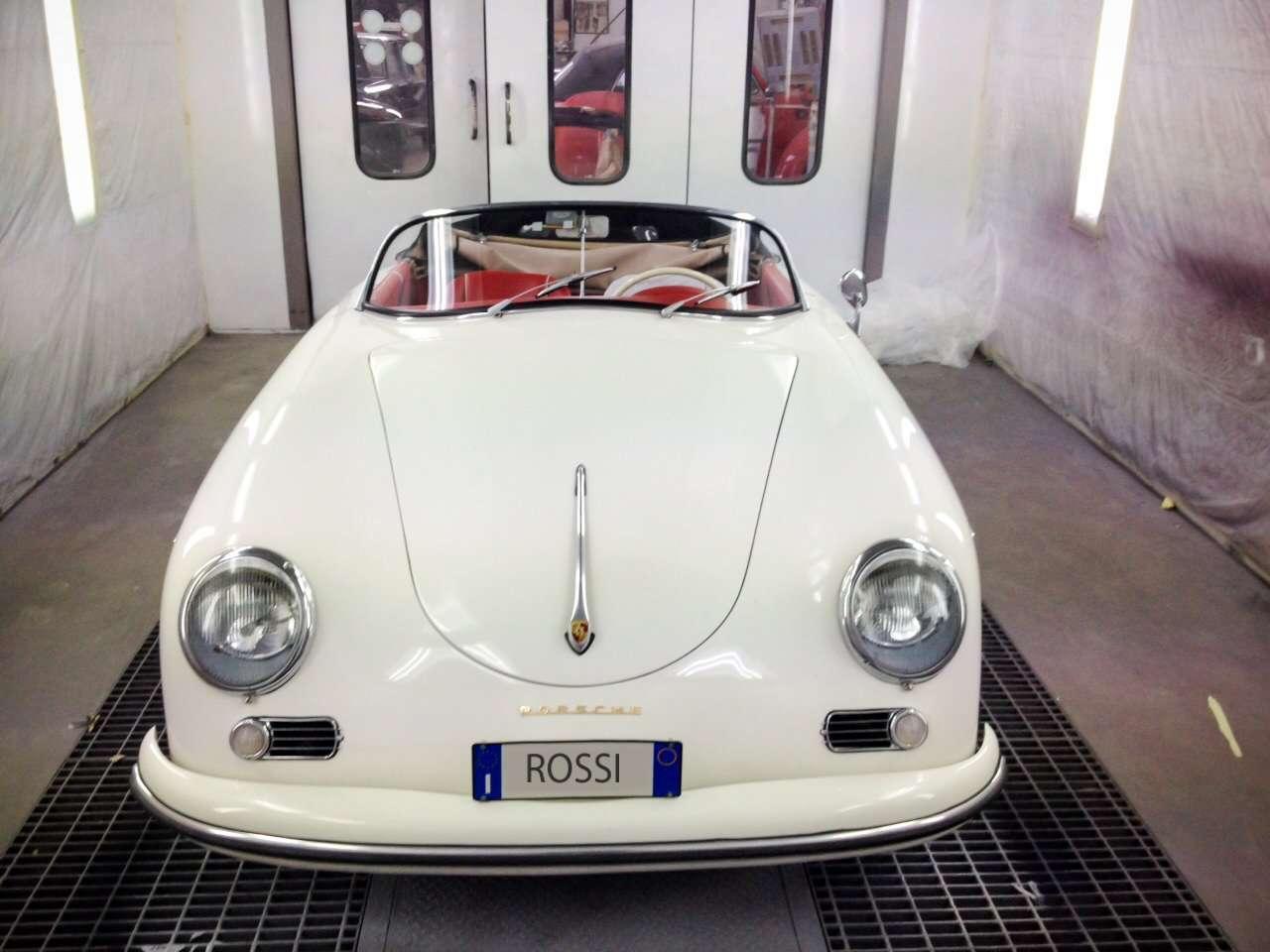Porsche 356 - Carrozzeria Rossi