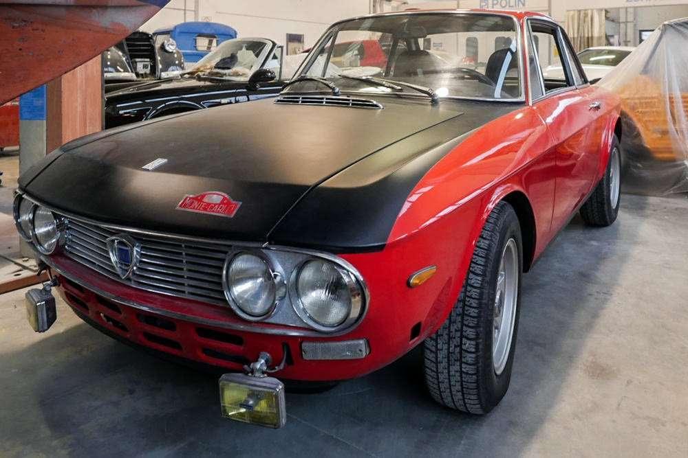 Lancia fulvia montecarlo 1 3 s vendita usato for Cercasi arredatore d interni