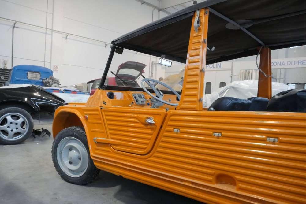 Citroën Mehari presto in vendita