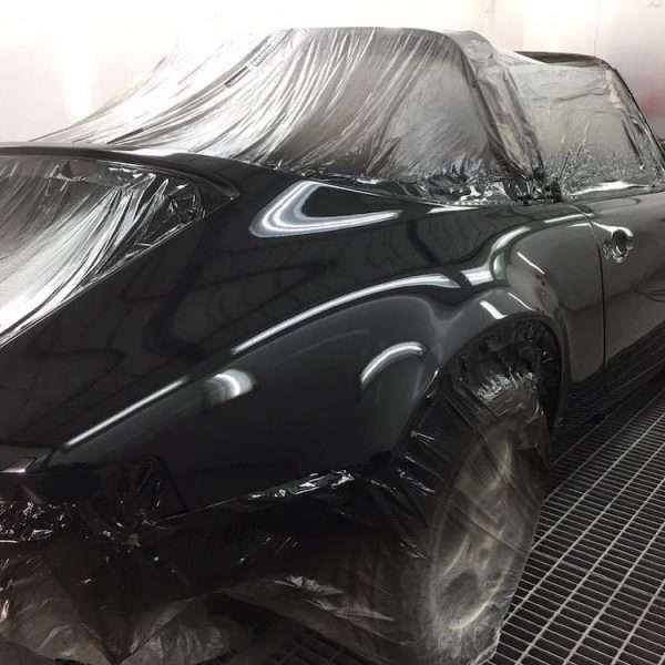 Restauro Porsche 911 CARROZZERIA ROSSI DESENZANO