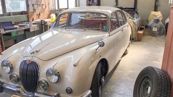 Jaguar MKII 3.4 1962 Desenzano Del Garda