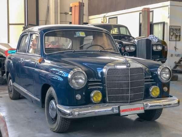 Mercedes 190 Carrozzeria Rossi