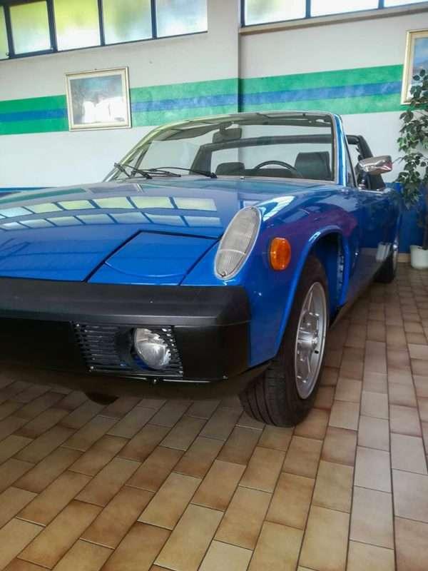 Vendita Porsche 914 anno 1971 1700 cc Restaurata